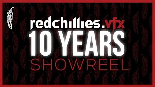 10 Years of Redchillies.VFX
