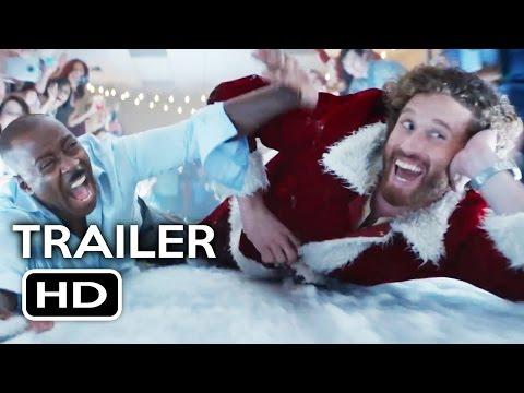 Office Christmas Party Official Trailer #2 (2016) Jennifer Aniston, Jason Bateman Comedy Movie HD