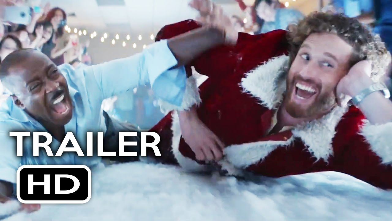 Office Christmas Party Official Trailer #2 (2016) Jennifer Aniston ...