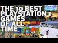 The 10 best PlayStation 1 games of all time
