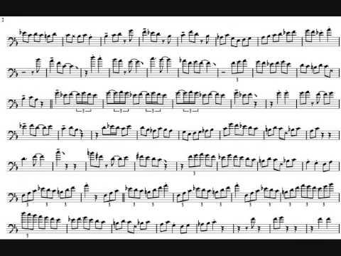 Conrad Herwig '24 For Frank' Trombone Solo Transcription