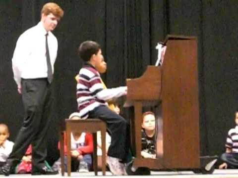 Timber Lane Elementary School Piano Recitals VA