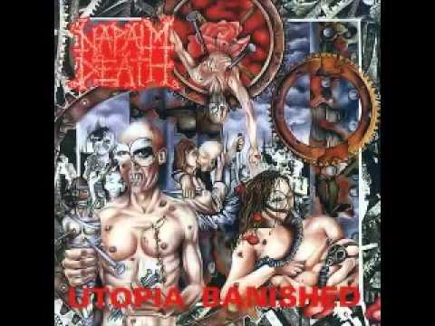 Napalm Death - Utopia Banished (Full Album) thumb