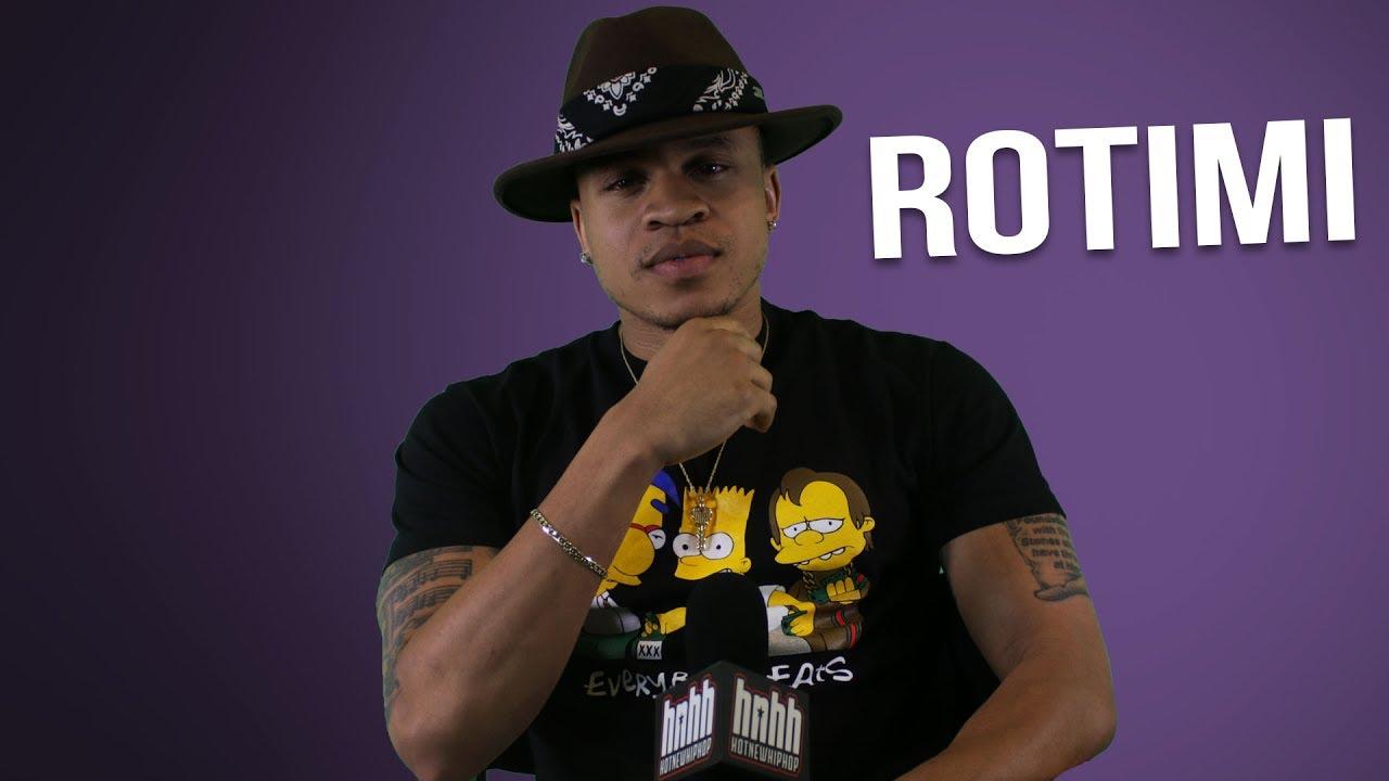 Rotimi Talks