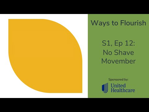 S1, Ep 12 - No Shave Movember