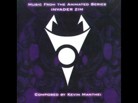 Invader Zim - Main Title Theme