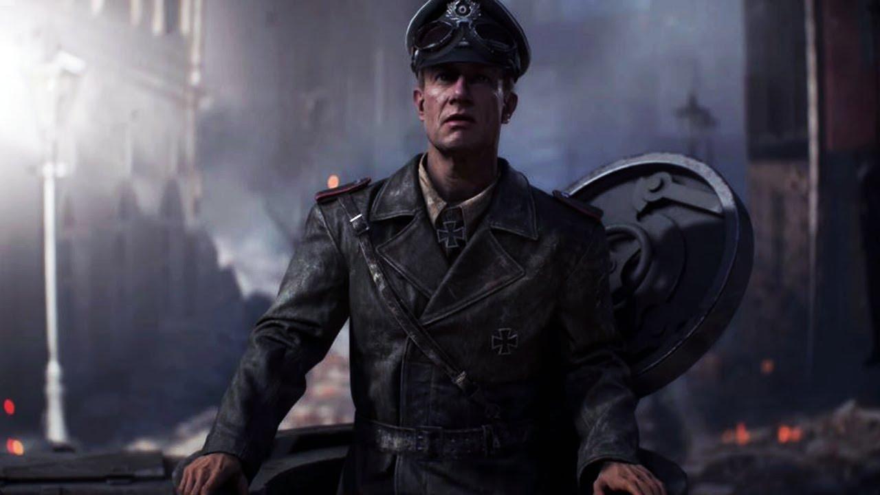 """나치 병사의 시점으로 본 전쟁의 마지막 날, """"최후의 티거전차 (배틀필드5)"""" 게임스토리 리뷰"""