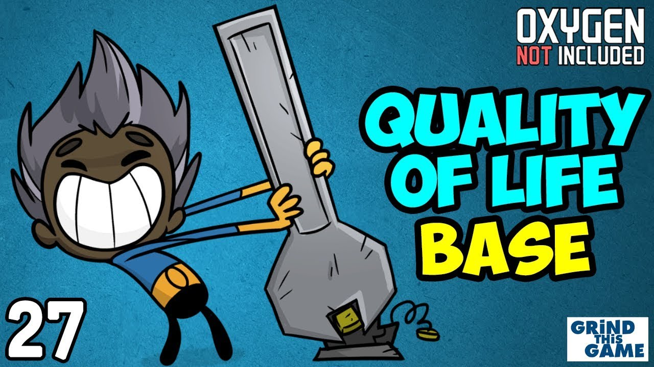 Steam Community :: Video :: Oxygen Not Included - Quality Of Life