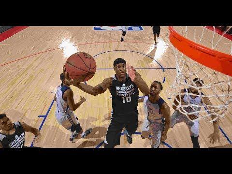 Full Highlights: Brooklyn Nets vs New Orleans Pelicans, MGM Resorts NBA Summer League | July 10