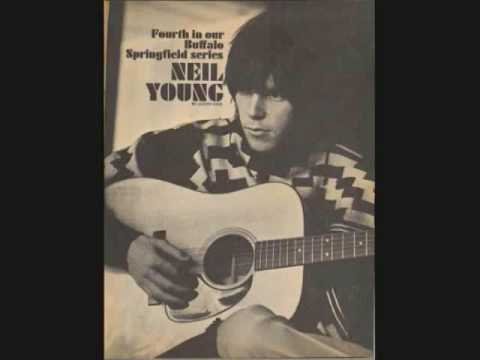 Neil Young - Powderfinger (acoustic)