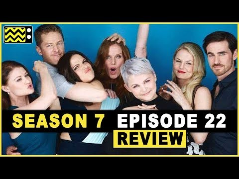 Once Upon A Time Season 7 Episode 22 Review & Reaction | AfterBuzz TV