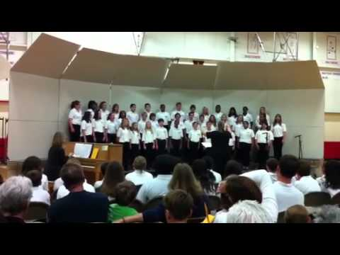 Thayer J Hill Middle School Fall Chorus Concert