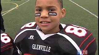2017 Muny Football Termite Championship: Glenville Panthers Vs. West Side Wolverines