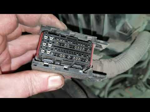 Как снять воздушный фильтр, корпус в сборе вольво хс90