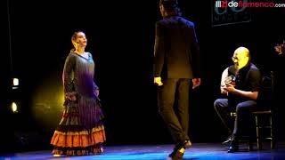 Maria Juncal & Sergio Aranda en Teatro Flamenco Madrid