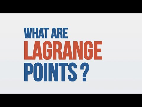 We Asked a NASA Scientist: What are Lagrange Points?