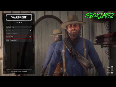 Red Dead Redemption 2 - Army Outfits | U.S Army Uniform, Confederate Uniform, And Texas Rangers