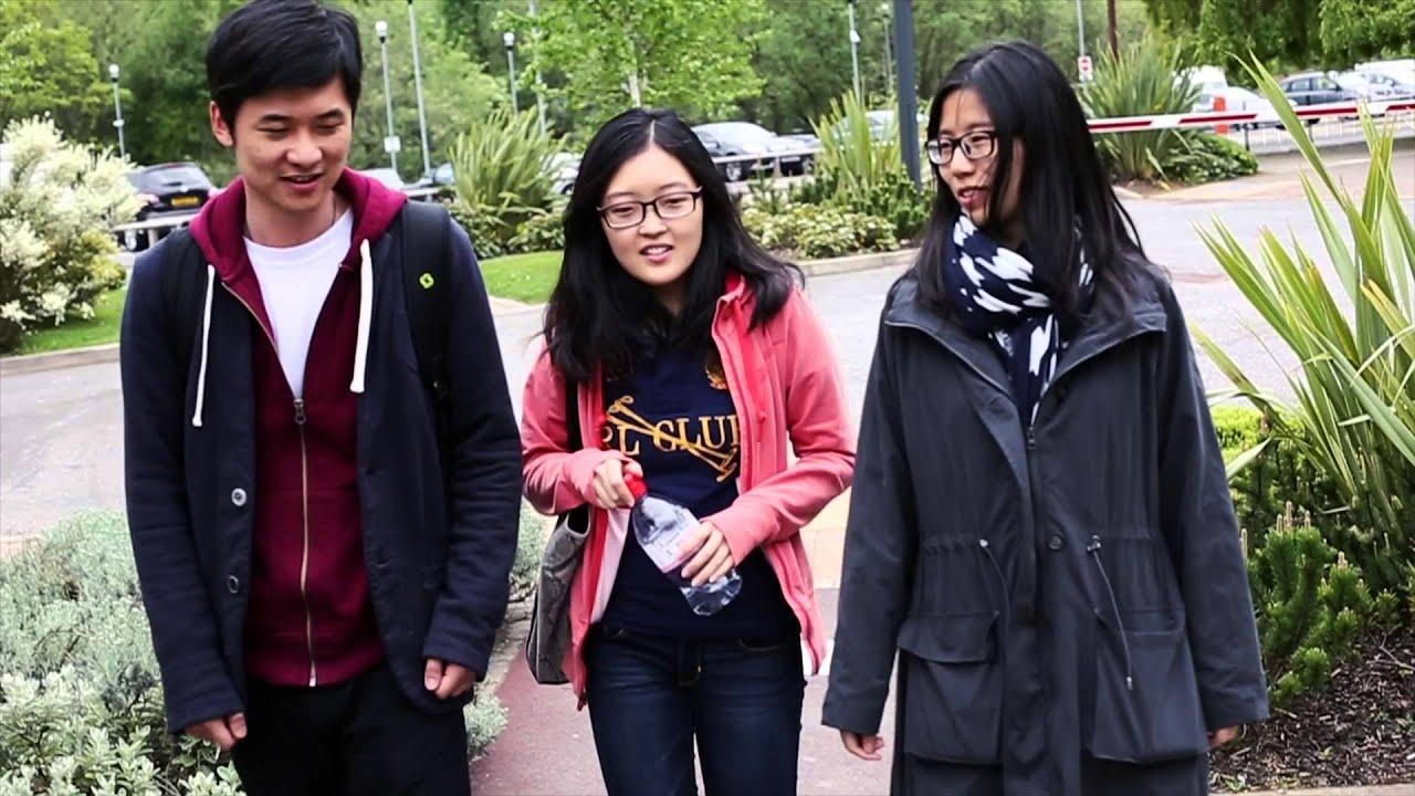 China - University of Huddersfield