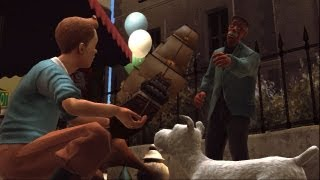 First 30 Minutes: The Adventures of Tintin: Secret of the Unicorn [XBOX360/PS3/WII/PC] Part 1/2