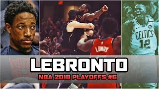 LEBRONTO CRAPTORS ► NBA PLAYOFFS po POLSKU