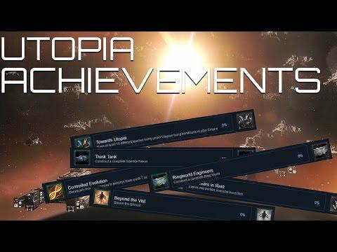Stellaris Update - Utopia Achievements