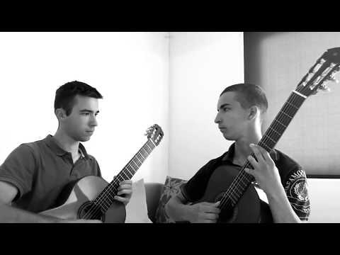 F Schubert  Unfinished Symphony No 8  Guitar Duo  Sheet music
