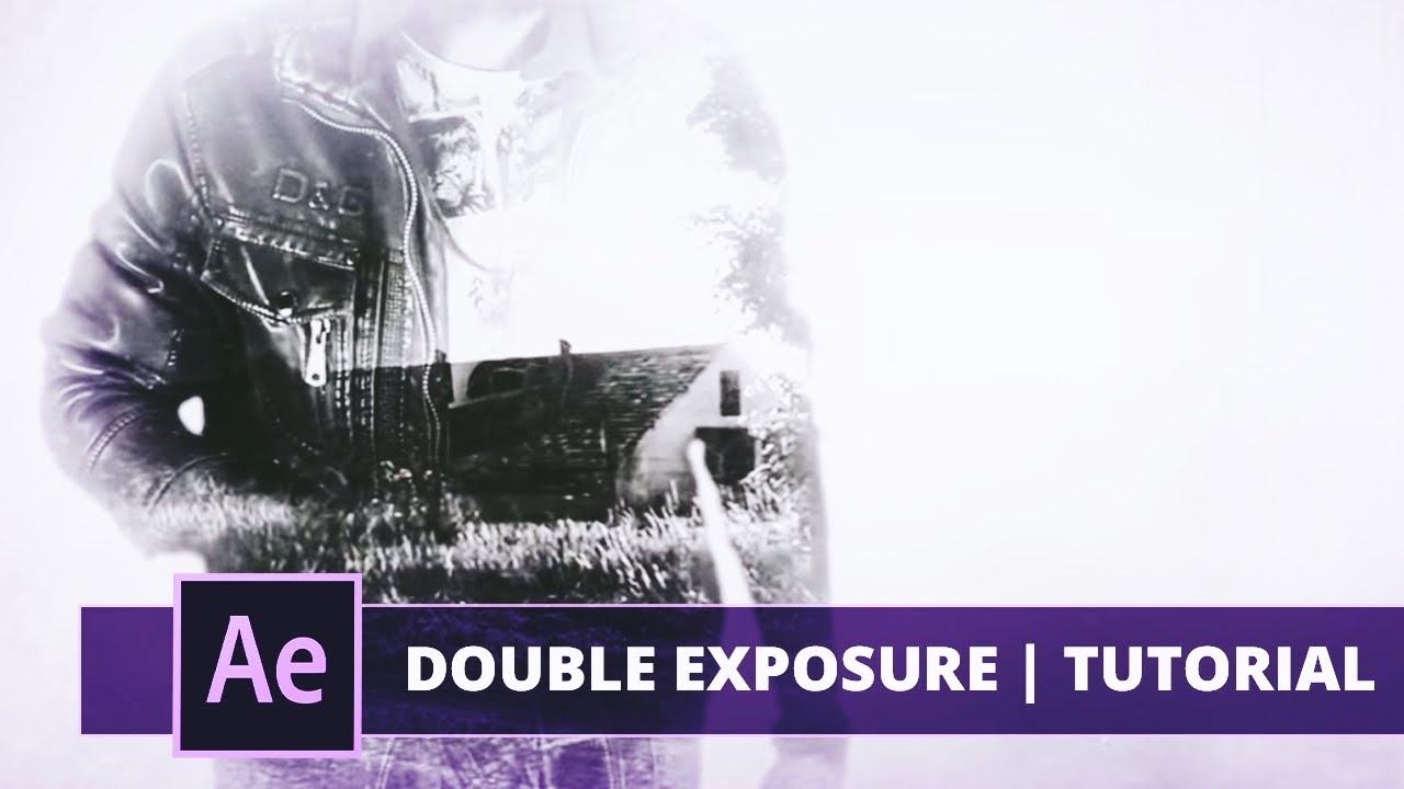 True Detective Title | Double Exposure | After Effects ...