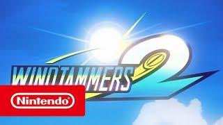 Windjammers 2 - Gamescom Trailer (Nintendo Switch)