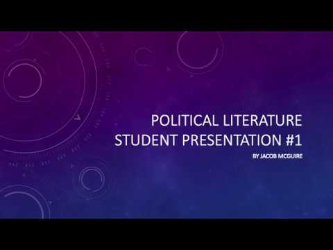 Williamsburg Learning - Political Literature Student Presentation 1: The Cell System
