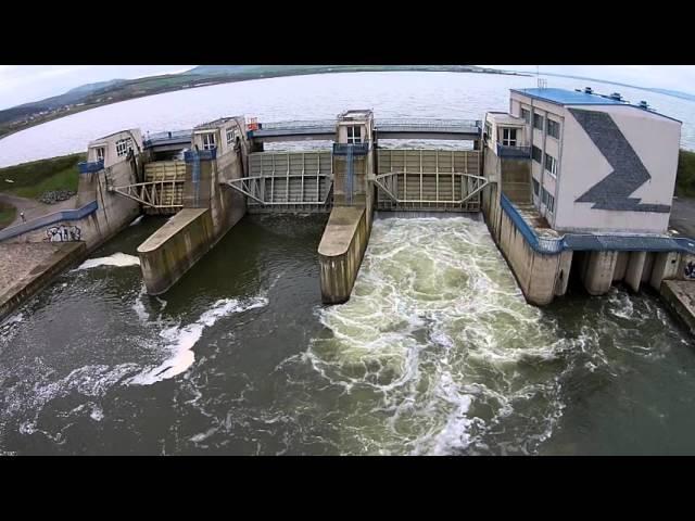 Vodní nádrž Nové Mlýny - dolní nádrž