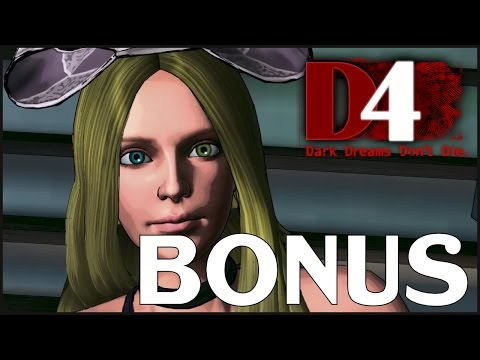 D4 Dark Dreams Don't Die BONUS - Sexy/Funny Costumes