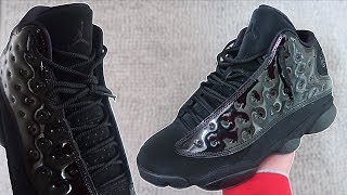 How To Lace Jordan 13s (3 Ways w/ ON FEET) | Featuring 'Cap and Gown' (THE BEST WAY!)