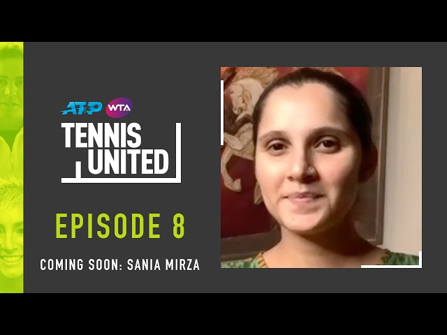 Coming Soon: Sania Mirza joins Tennis United