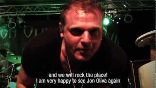 MERCURY TIDE: Bonn, Brückenforum, 23.06.2012 (Support for Jon Oliva's Pain)