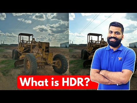 What is HDR? How useful is it? Explained HDR+ High Dynamic Range?