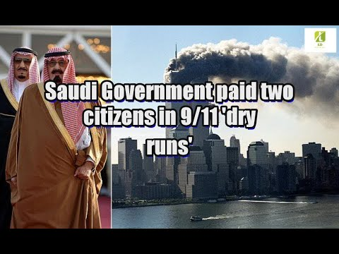 Saudi Government paid two citizens in 9/11 'dry runs'