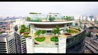 NOVO ESTÚDIO DA RÁDIO GLOBO SÃO PAULO - Bastidores da inauguração Video