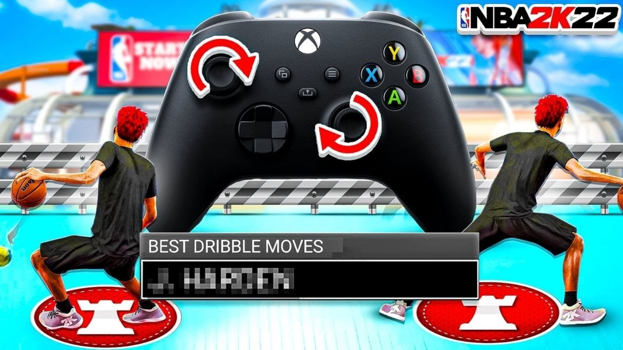Download BEST DRIBBLE MOVES + DRIBBLE TUTORIAL ON NBA2K22! HOW TO DRIBBLE ON CURRENT & NEXT GEN IN NBA2K22!