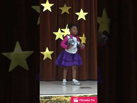 Witter Ranch Elementary SchoolTalent Show 2019 - Brooklyn Queen To the Top
