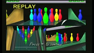 Open Play | Strike Force Bowling | PS2