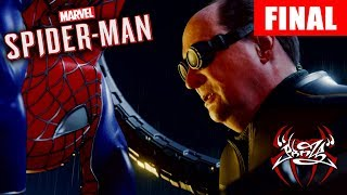 FINAL SPIDER-MAN PS4 (Parte 3) - ¡PAREMOS A DOCK OCK!!! 👊