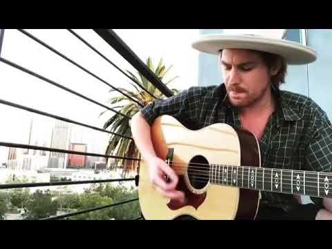 """""""Walls"""" Acoustic Guitar Cover (Skyscraper Movie) - Jamie N Commons' IG Video Account @jamiencommons"""