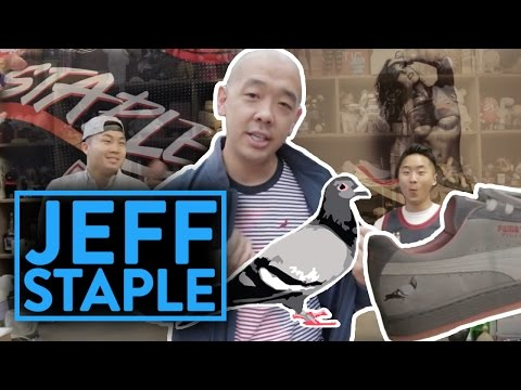 JEFF STAPLE: A Founding Father of Streetwear - Top Designer In The World | Fung Bros