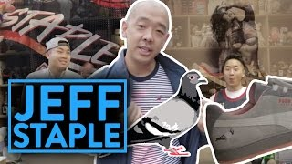 JEFF STAPLE: A Founding Father of Streetwear - Top Designer In The World