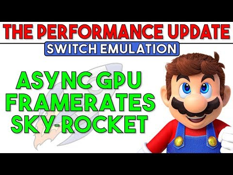 Another INCREDIBLE Performance Update to Switch Emulation | Yuzu Emulator