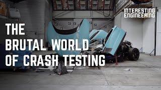How crash tests help make cars safer
