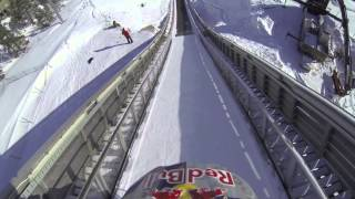 Daniel Bodin 70m Hopp Örnsköldsvik