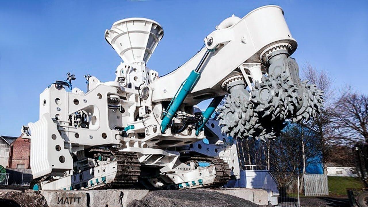 آلات  صناعية خارقة لن تصدق وجودها !