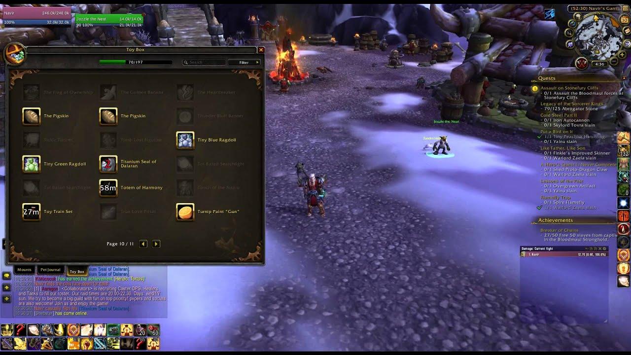 Titanium Seal of Dalaran - Game Guide - World of Warcraft