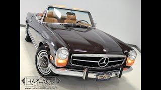 114036 1970 Mercedes Benz 280SL *SOLD*
